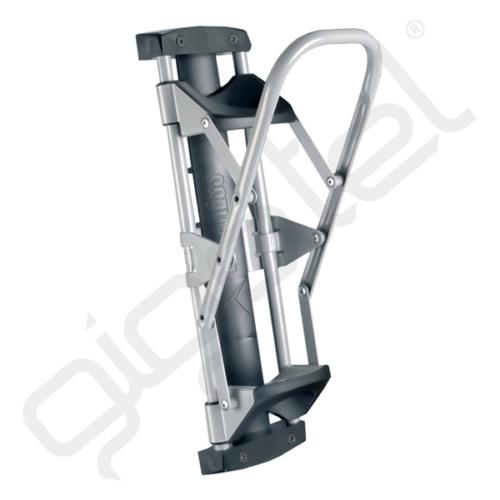 ECOPRESS palackprés (mechanikus kézi működésű) PET / PALACK tömörítő EZÜST/FEKETE